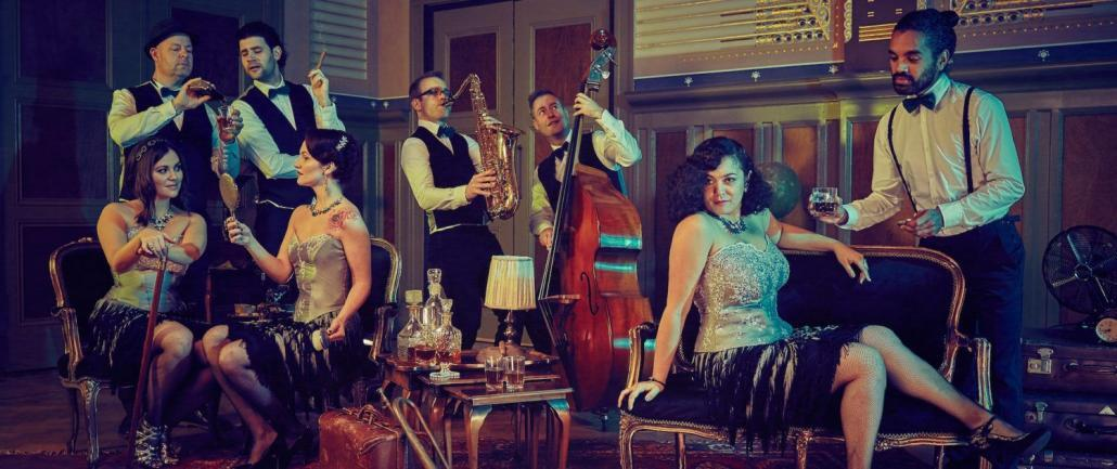 Great gatsby band