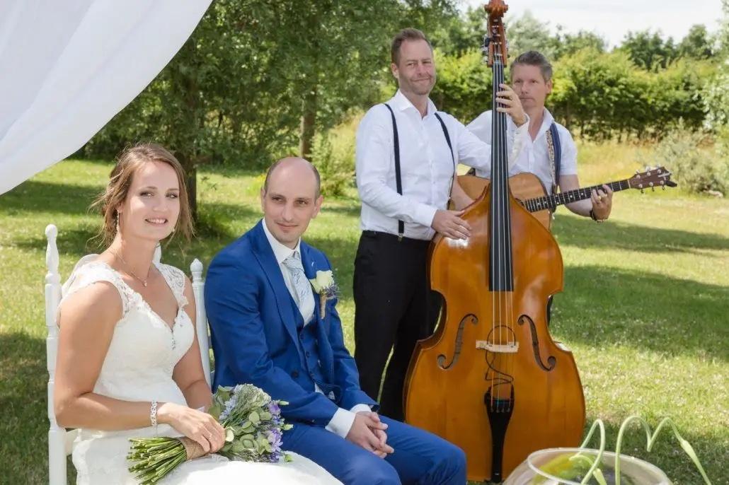 Live muziek huwelijk / bruiloft